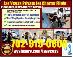 Las Vegas Jet Charter